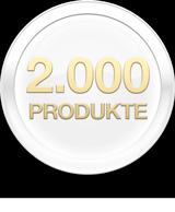 2000 Produkte